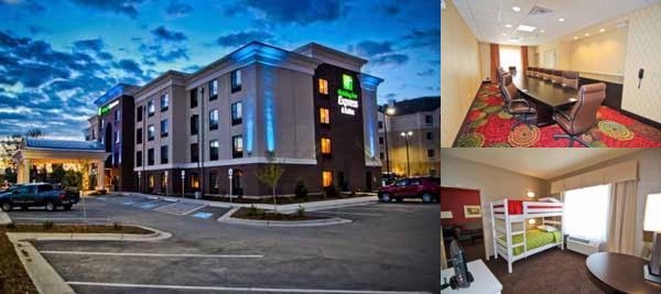 Holiday Inn Express & Suites Missoula photo collage