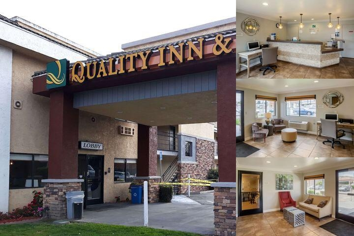 Quality Inn & Suites El Cajon San Diego East photo collage