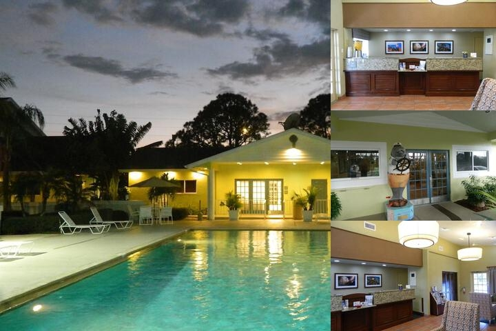 Best Western Port St. Lucie photo collage
