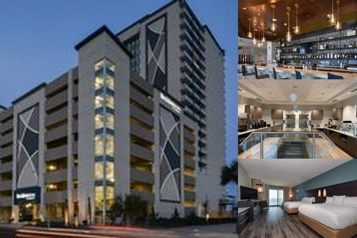 Residence Inn by Marriott Myrtle Beach Oceanfront photo collage