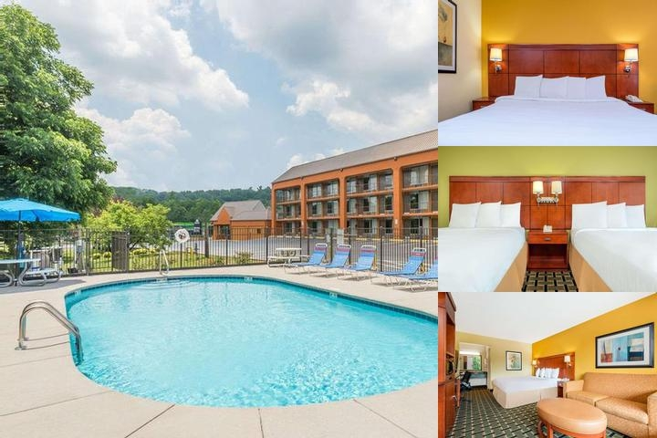 Days Inn Knoxville East photo collage