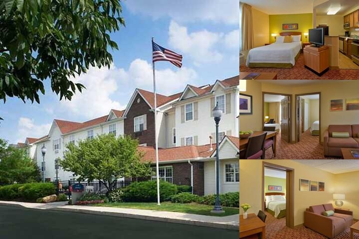 Mainstay Suites Columbus photo collage