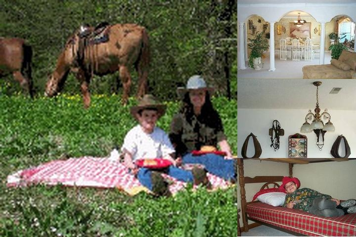 B & B Guest Ranch of Sequatchie Valley photo collage