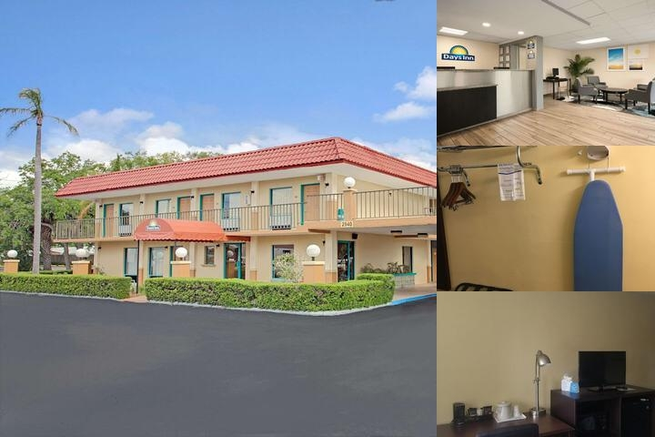 Days Inn Clearwater / Central photo collage