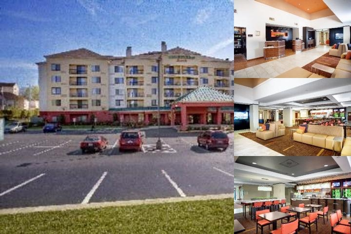 Courtyard by Marriott Chester photo collage