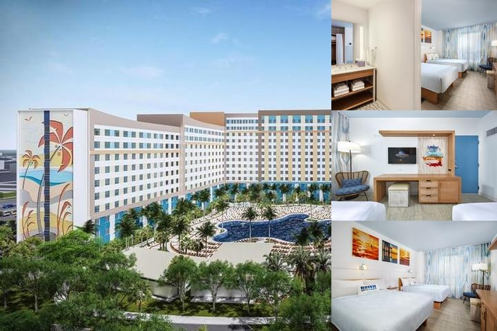 Universal's Endless Summer Dockside Inn & Suites(Opens Mar 2020) photo collage
