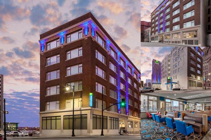 Holiday Inn Express Kansas City Downtown photo collage
