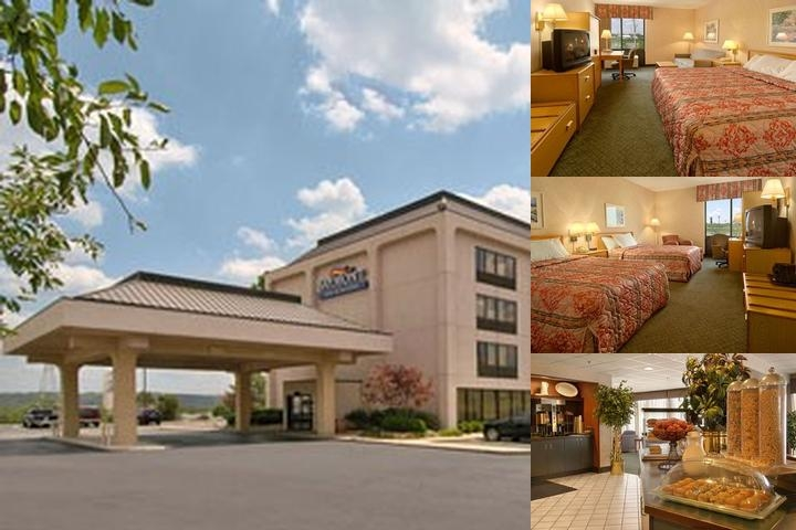 Baymont Inn photo collage
