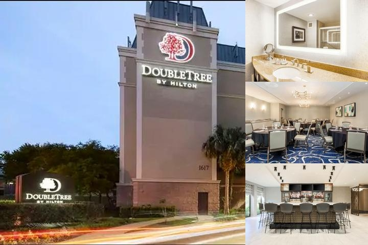 Doubletree by Hilton Austin University Area photo collage