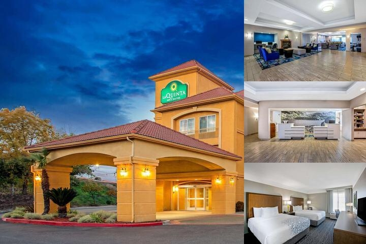 La Quinta Inn & Suites Manteca Ripon by Wyndham photo collage