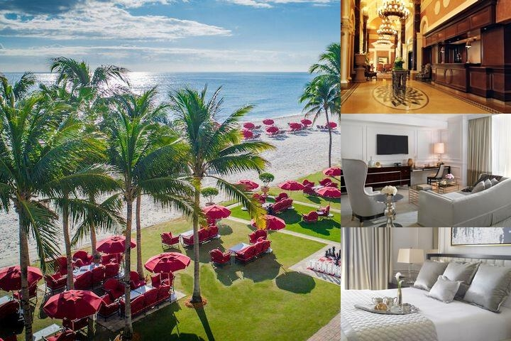 Acqualina Resort & Spa on the Beach photo collage