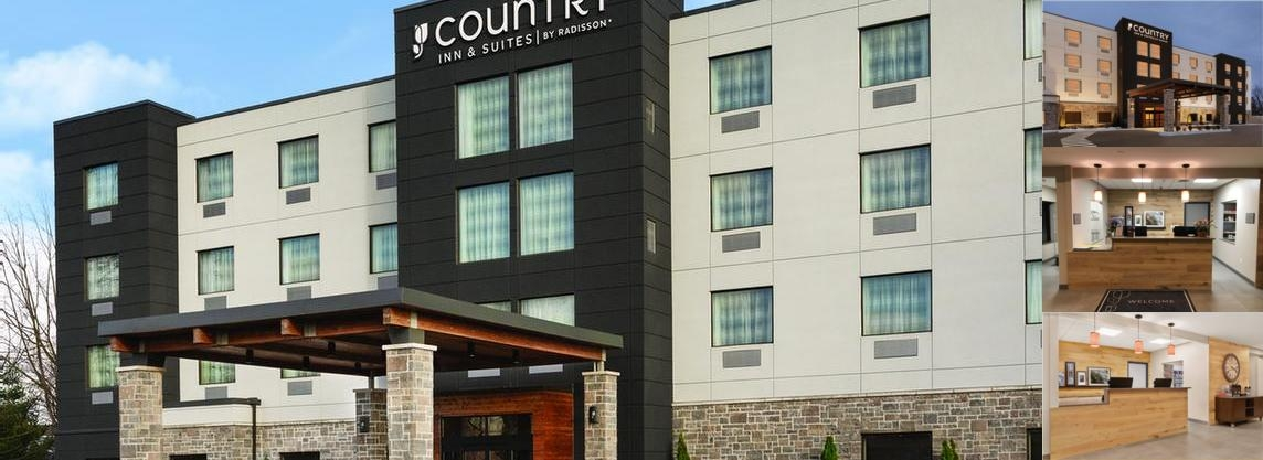 Country Inn & Suites by Radisson Belleville On photo collage