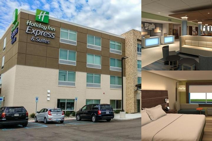 Holiday Inn Express & Suites La Grange photo collage