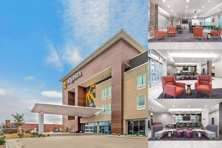La Quinta Inn & Suites Waco Downtown Baylor by Wyndham photo collage