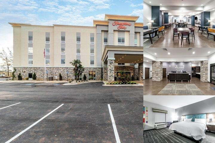 Hampton by Hilton Locust Grove photo collage