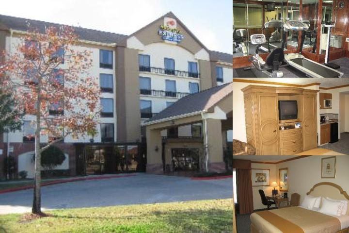 Holiday Inn Express Houston West Energy Corridor photo collage