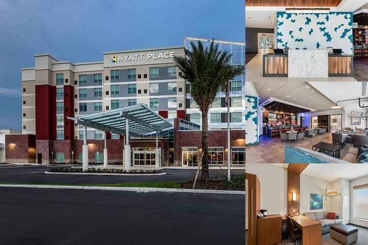 Hyatt Place Tampa / Wesley Chapel photo collage