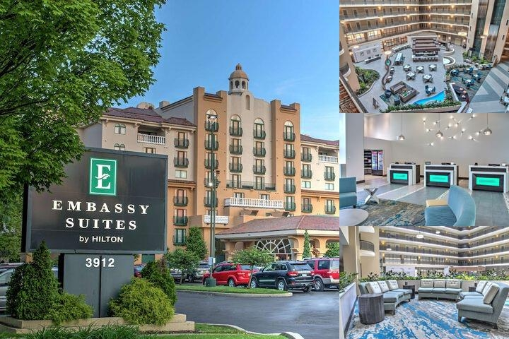Embassy Suites by Hilton Indianapolis North photo collage