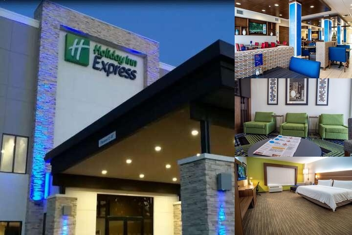 Holiday Inn Exp Stes Airport photo collage