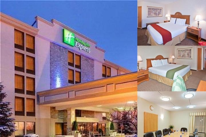 Holiday Inn Express Campus Area photo collage