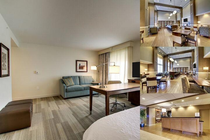 Hampton Inn & Suites Milwaukee West photo collage