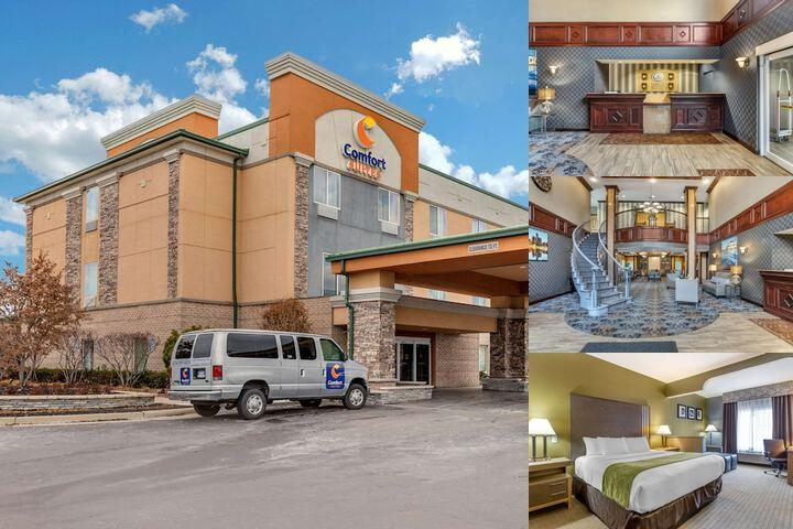 Comfort Suites Southgate photo collage