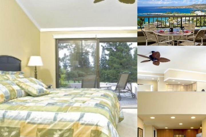 The Kapalua Villas Maui photo collage