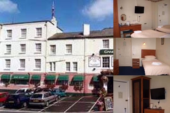 Great Western Hotel photo collage