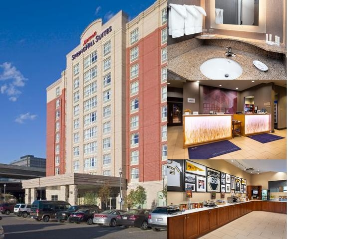 Springhill Suites North Shore photo collage