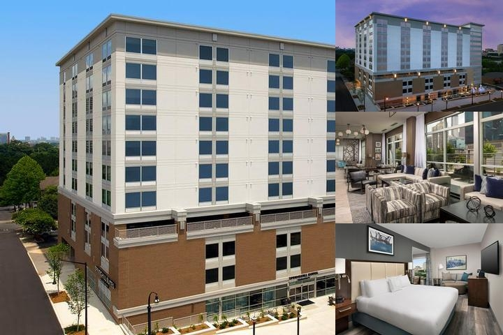 Springhill Suites by Marriott Atlanta Downtown photo collage
