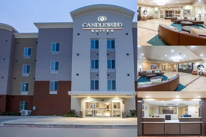 Candlewood Suites Houston Pasadena photo collage