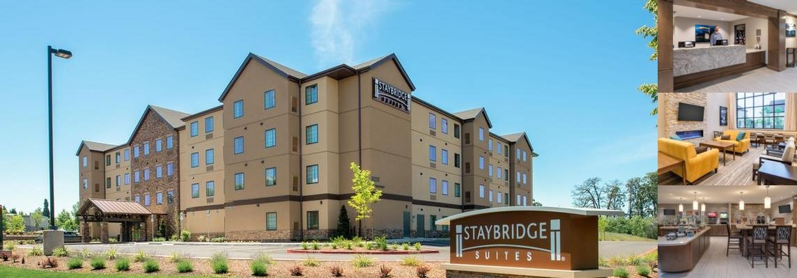 Staybridge Suites Hillsboro N photo collage