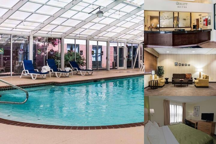Quality Suites Lake Wright photo collage