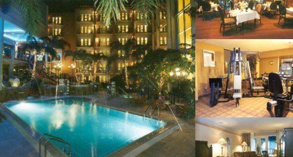 L Hotel Quebec Photo Collage
