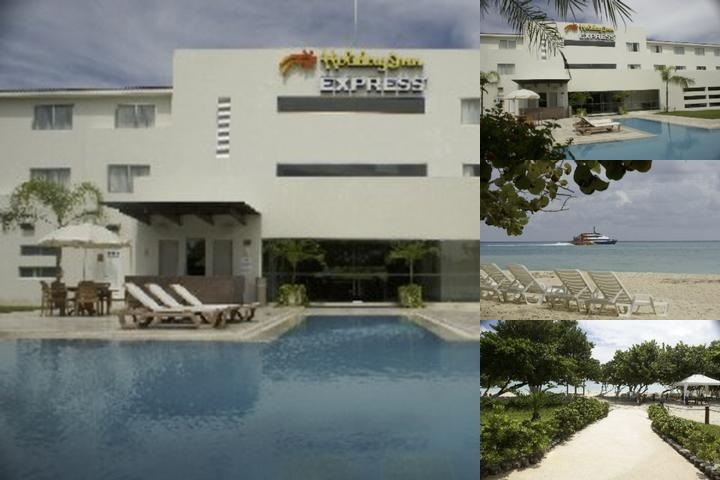 Holiday Inn Express Riviera Maya photo collage