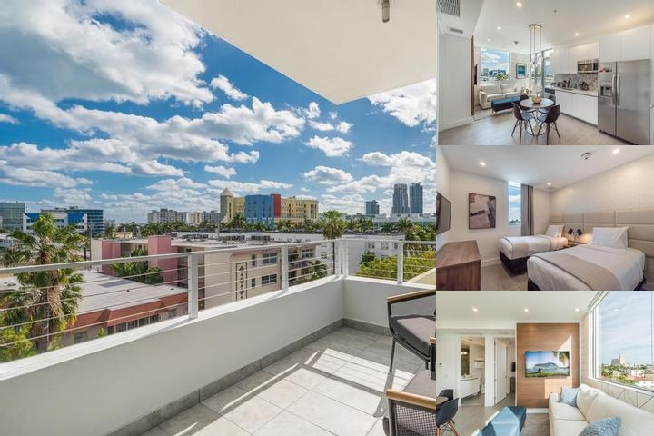 Vhc Luxury Apartments photo collage