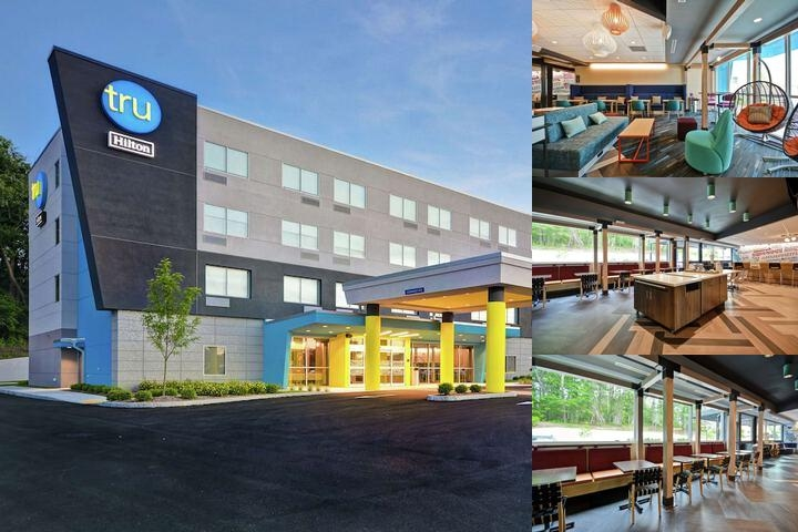 TRU by Hilton Chicopee photo collage