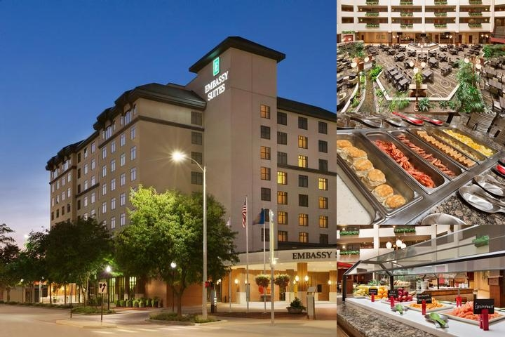 Embassy Suites by Hilton Lincoln photo collage