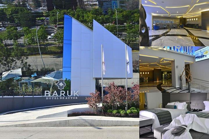 Baruk Guadalajara Hotel De Aut photo collage