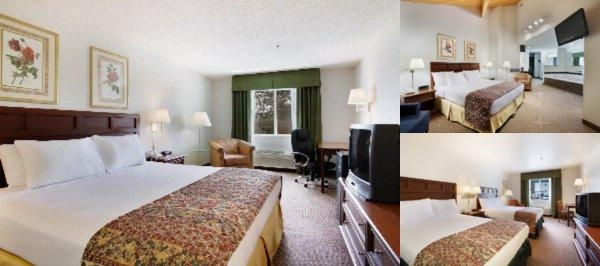 Baymont Inn & Suitesyreka photo collage