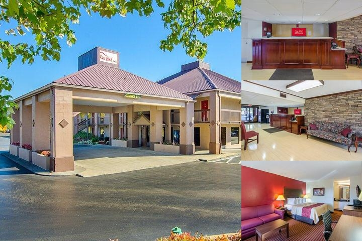 High Quality Red Roof Inn Photo Collage