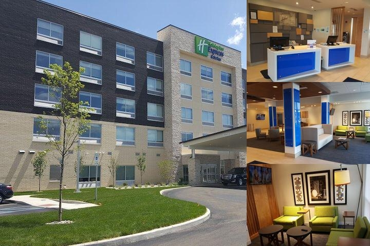 Holiday Inn Express & Suites Toledo West photo collage