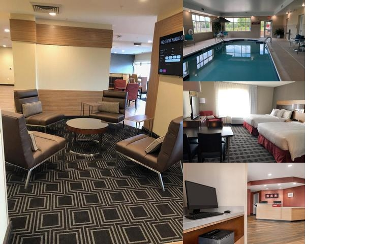 Towneplace Suites Janesville photo collage