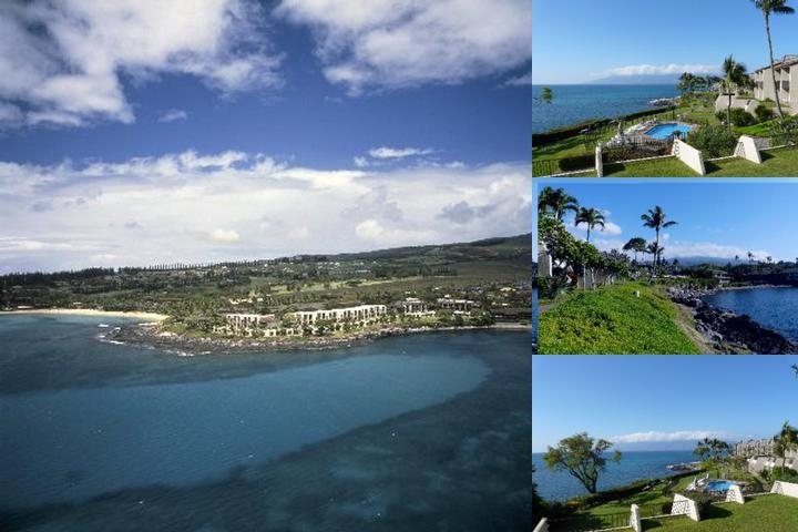 Napili Point Resort photo collage