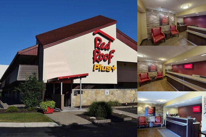 Red Roof Inn University at Buffalo Amherst photo collage