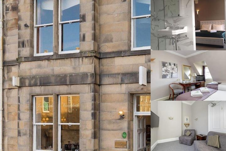 Inverleith Hotel photo collage
