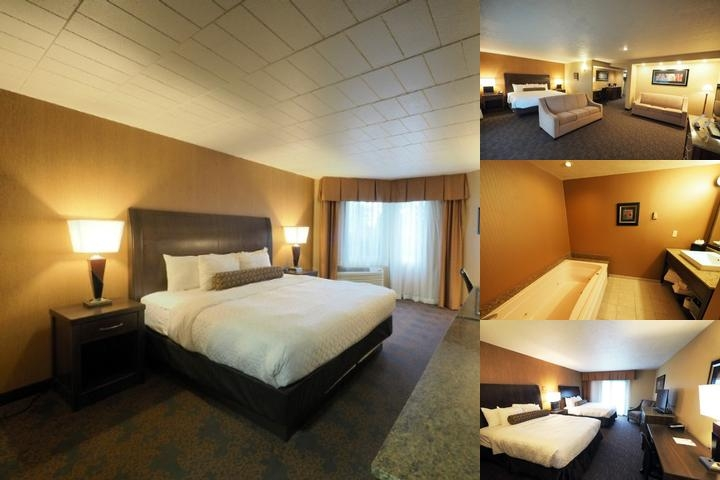 Evergreen Resort photo collage
