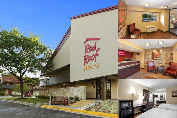 Red Roof Inn Baltimore Washington Parkway photo collage