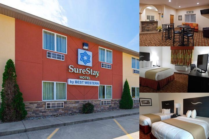 SureStay Hotel by Best Western Whittington Rend Lake photo collage