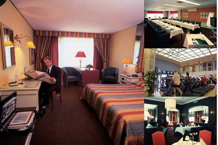 Hotel Vugth photo collage